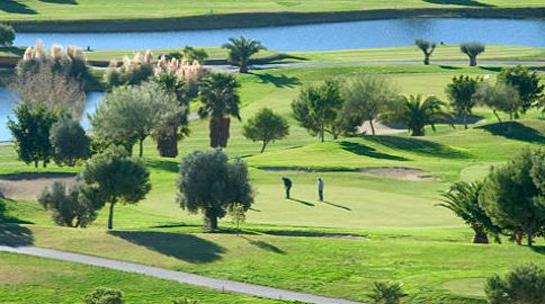 Bonalba golfbane Alicante