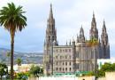 21 Byer og kommuner på Gran Canaria
