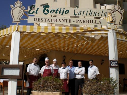 El Botijo Carihuela Málaga