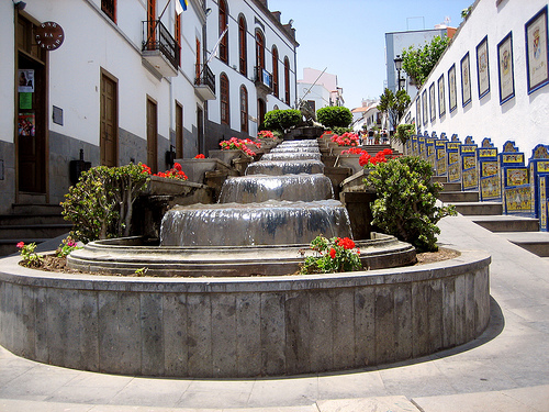 Firgas Gran Canaria Spania