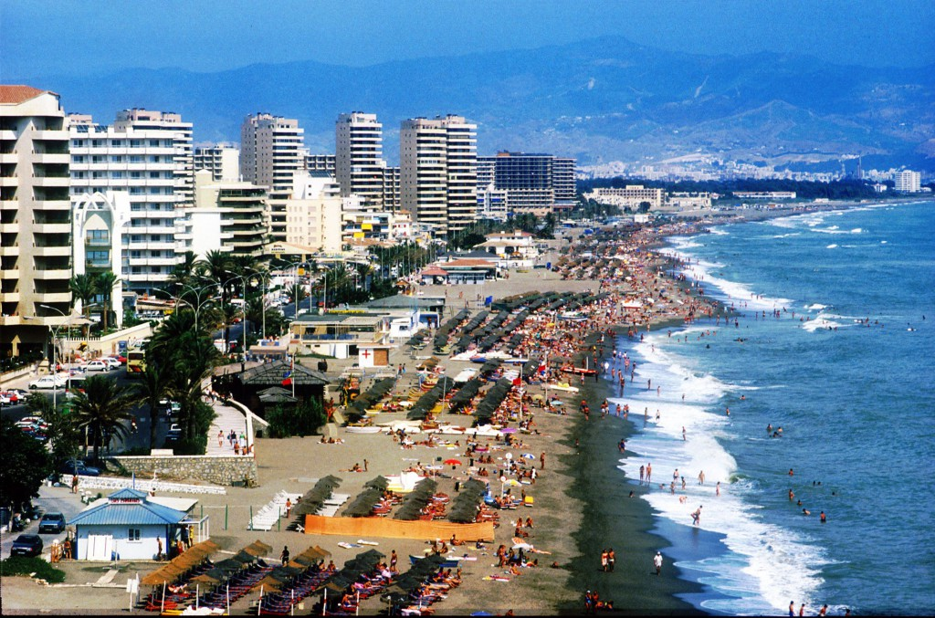 Fuengirola Spania