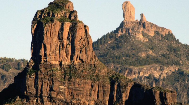 Gåturer fjellturer Gran Canaria