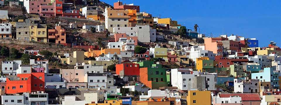 Galdar Gran Canaria Spania