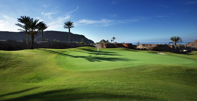 Golfbane Anfi Tauro Gran Canaria