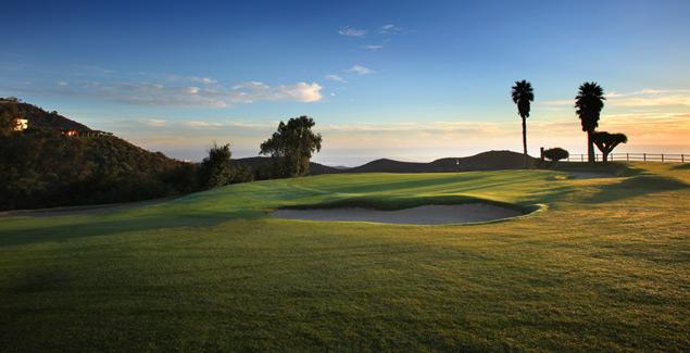 Golfbane Bandama Gran Canaria