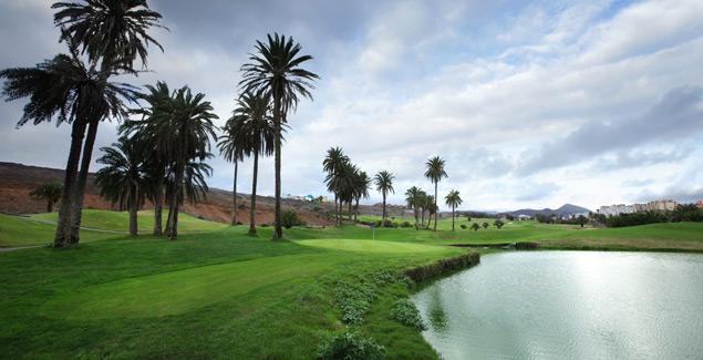 Golfbane Cortijo Gran Canaria