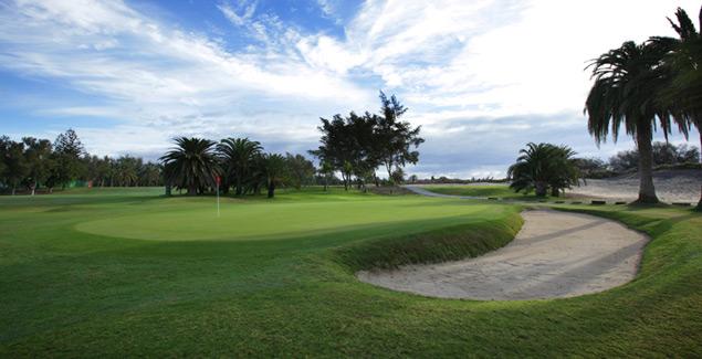 Golfbane Maspalomas Gran Canaria