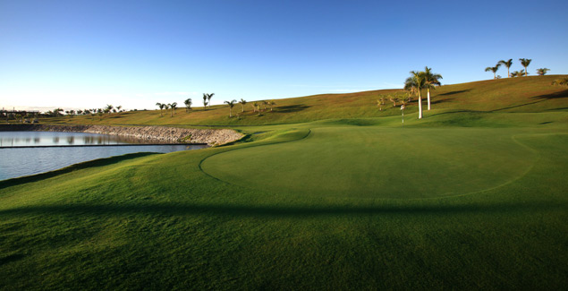 Golfbane Meloneras Gran Canaria