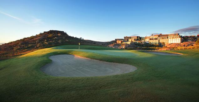 Golfbane Salobre Sur Gran Canaria