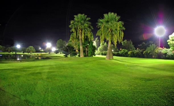 La Dama de Noche Golfbane