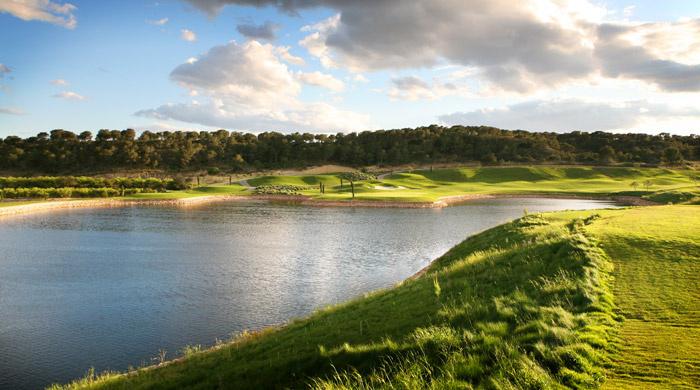 Las Colinas golfbane Costa Blanca