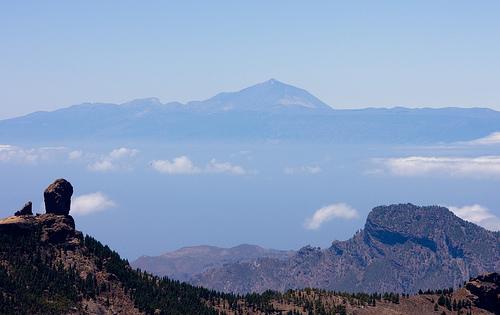 Pico las Nieves Gran Canaria