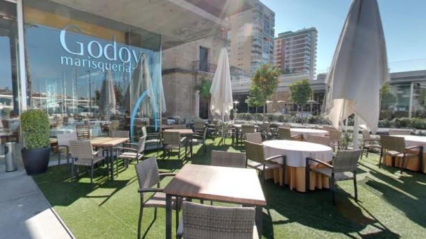Restaurant Marisquería Godoy Málaga