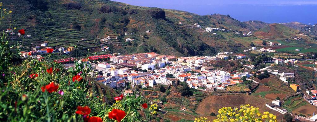 San Mateo Gran Canaria Spania