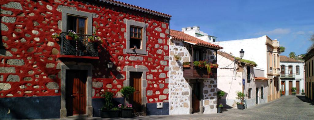 Santa Brigida Gran Canaria Spania