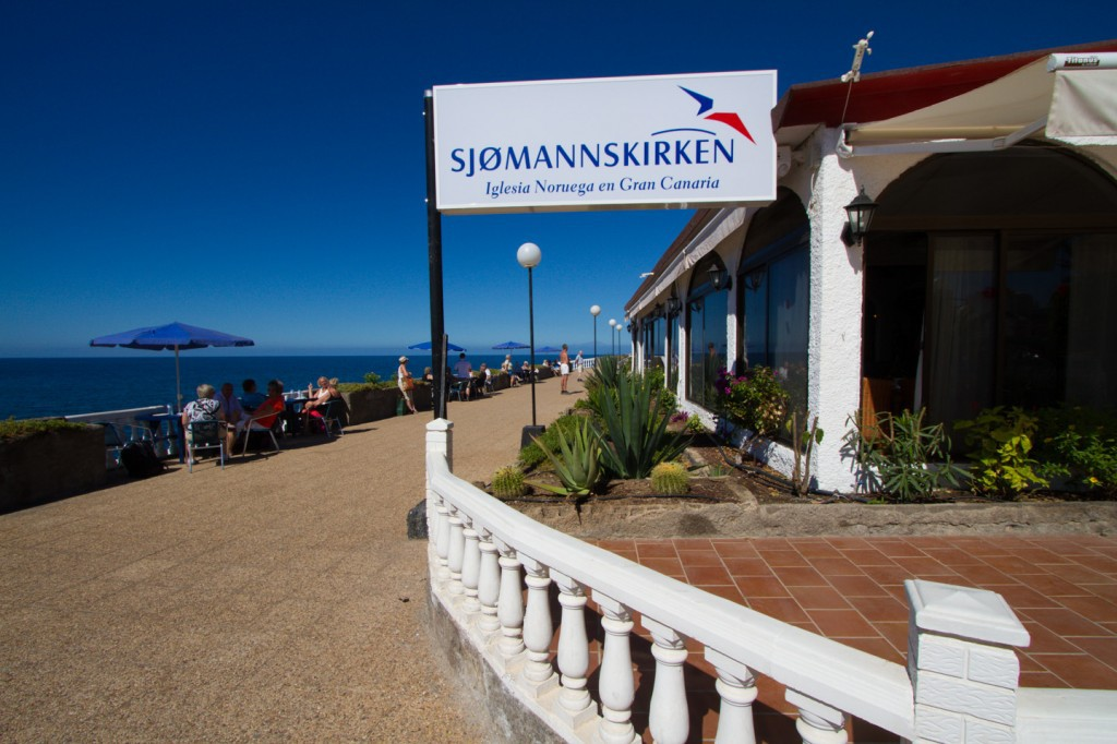 Sjømannskirken Gran Canaria