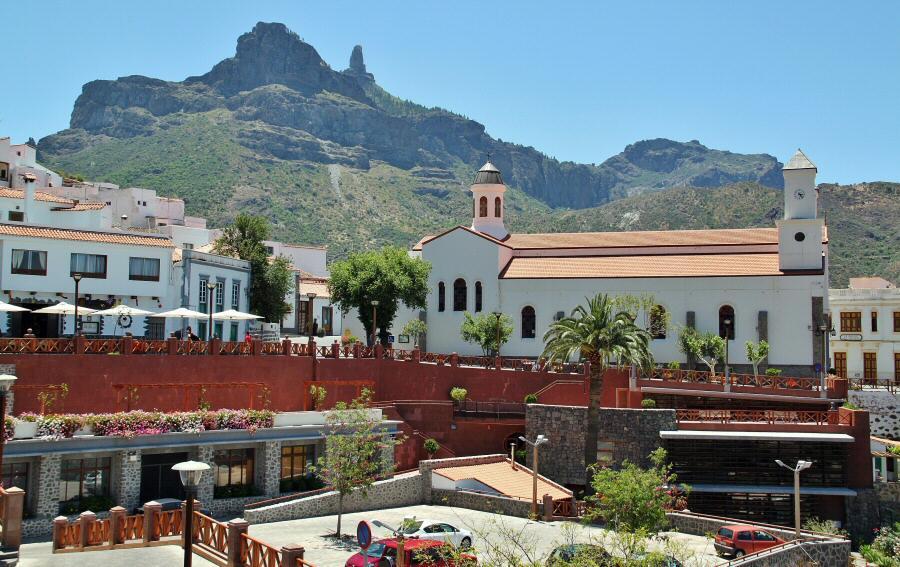 Tejeda Gran Canaria Spania