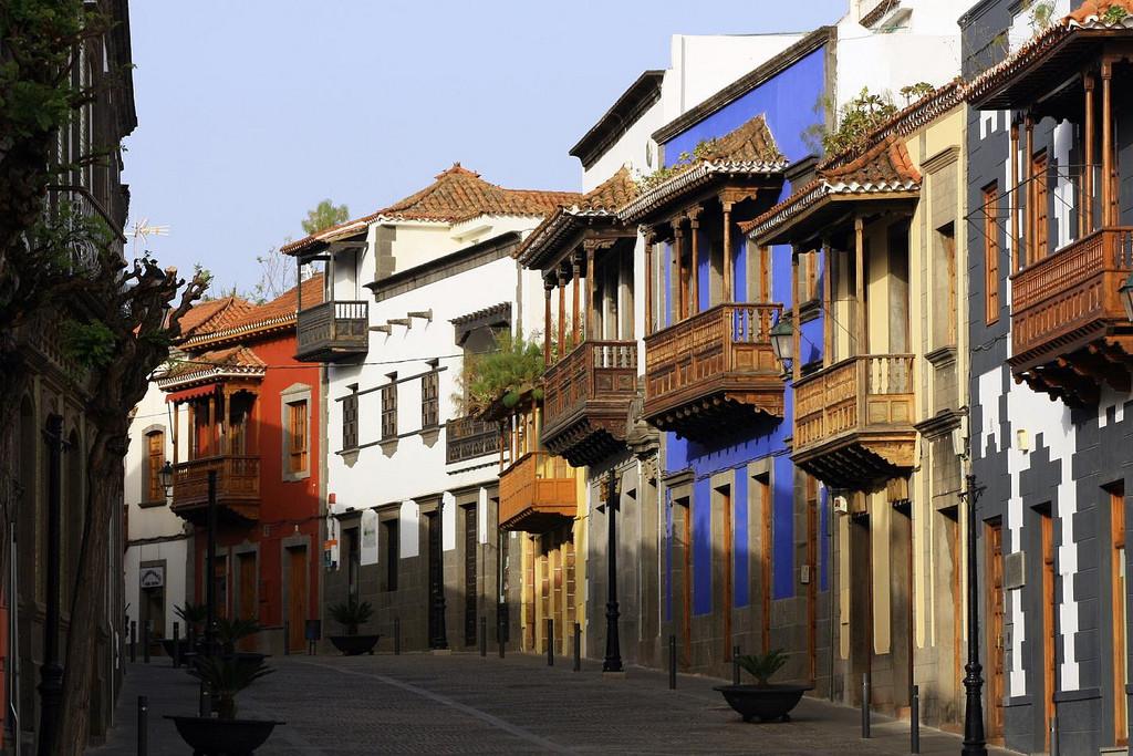 Teror Gran Canaria Spania