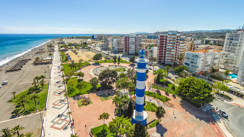 Torre del Mar Spania