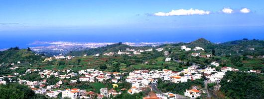 Valleseco Gran Canaria Spania
