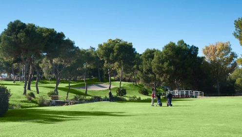 Villamartin golfbane Torrevieja