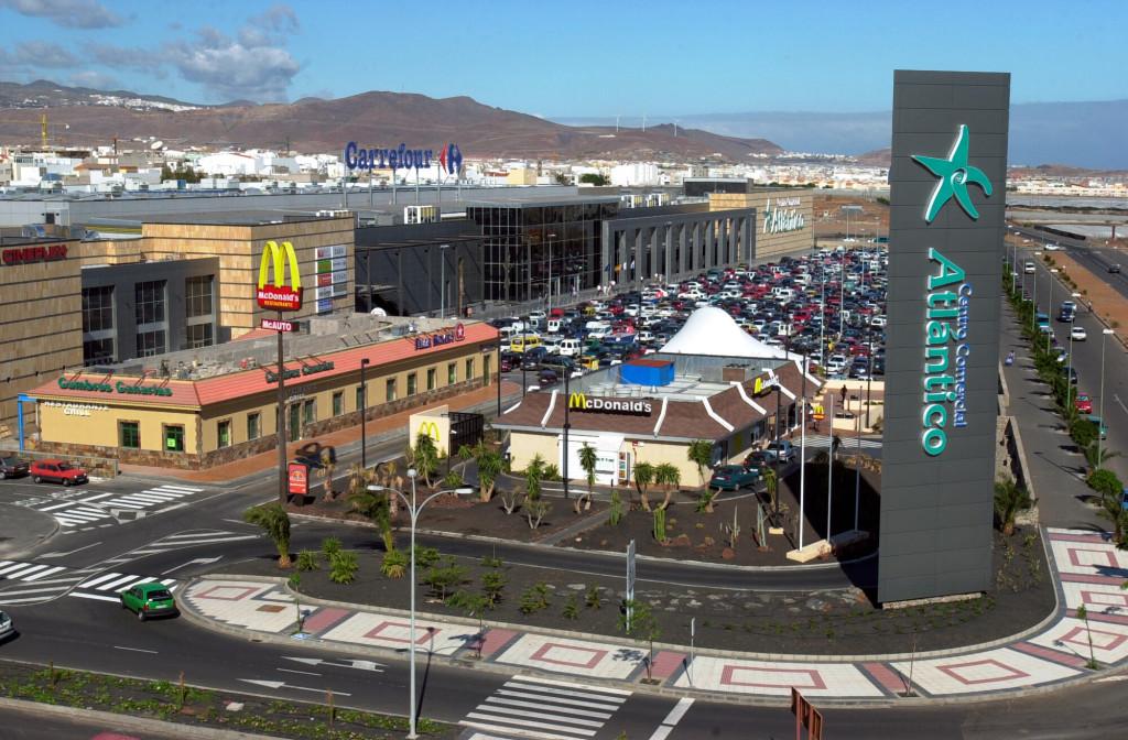 Centro Comercial Atlántico Gran Canaria