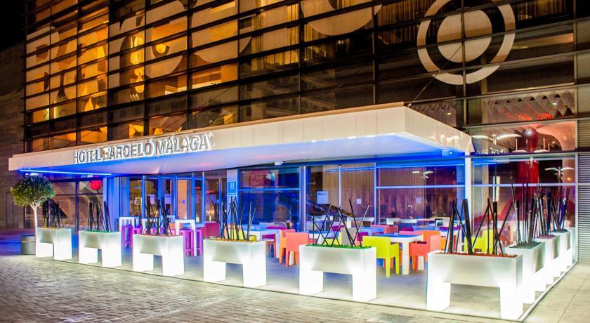 Hotell Barcelo Malaga