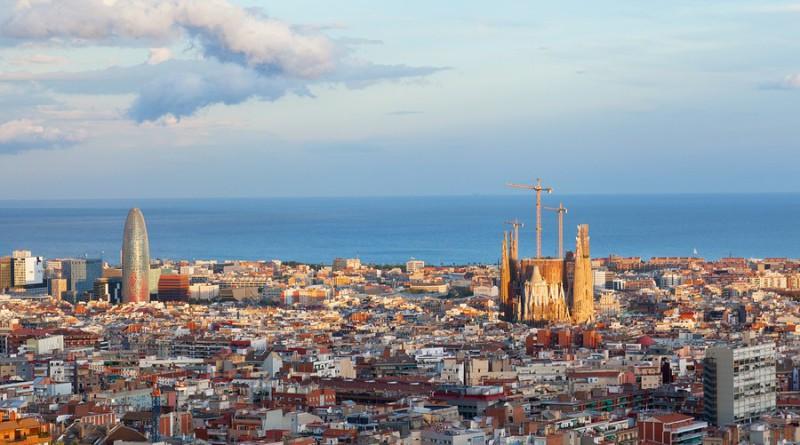Værmelding for Barcelona