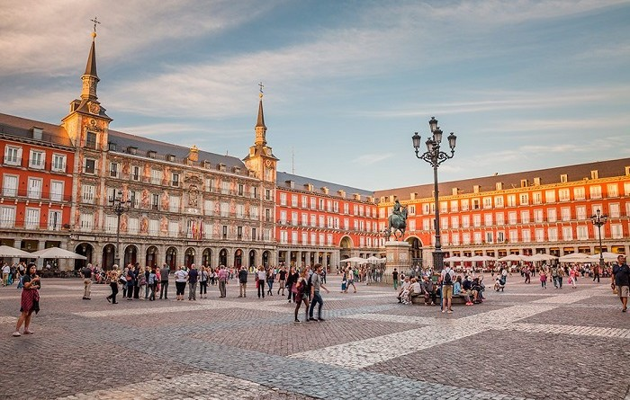 Plaza Major Madrid