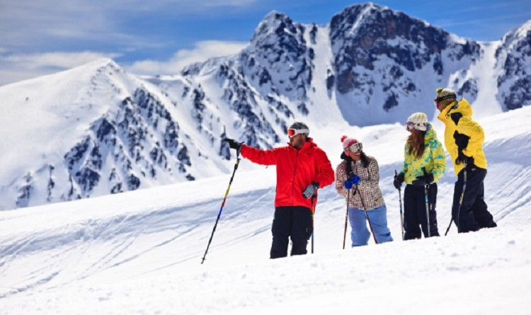 Godt skiføre i Spania