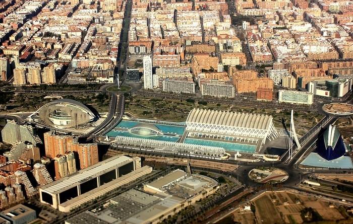 Magiske Valencia