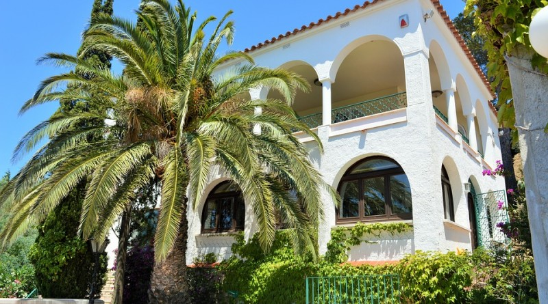 Lei hus eller leilighet til Spania ferien
