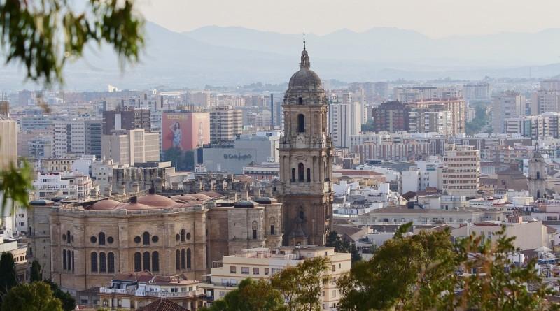 Reis på cruise til Malaga