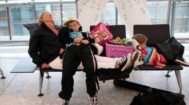 Erstatning når flyet til Spania er forsinket
