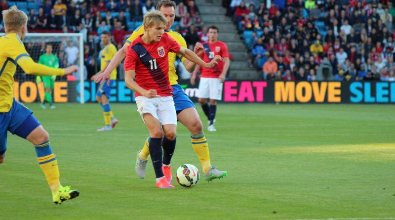 Martin Ødegaard tar Spania med storm
