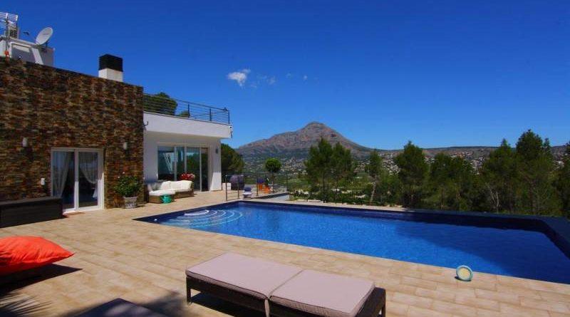 Drømmen om bolig i Spania
