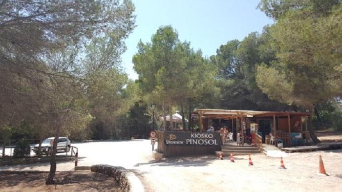 Parken Pinosol i Javea